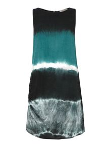 Tie Dye Racer Back Dress