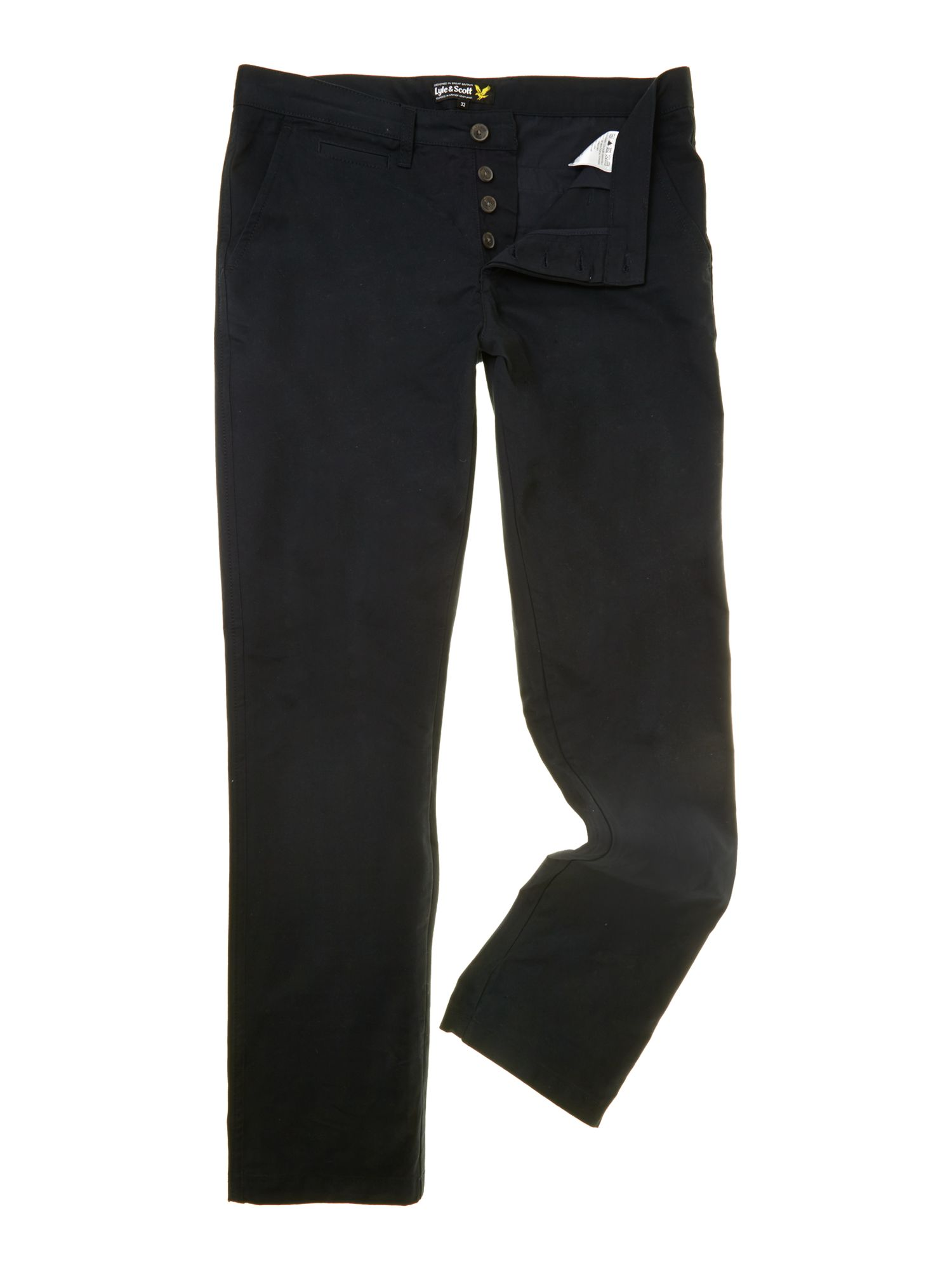 Regular fit chino trouser