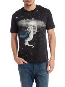 Lady space t shirt