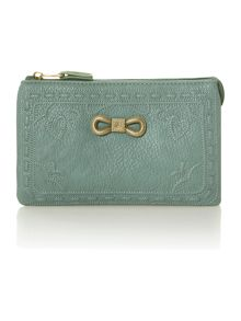 Mandy green small cross body bag