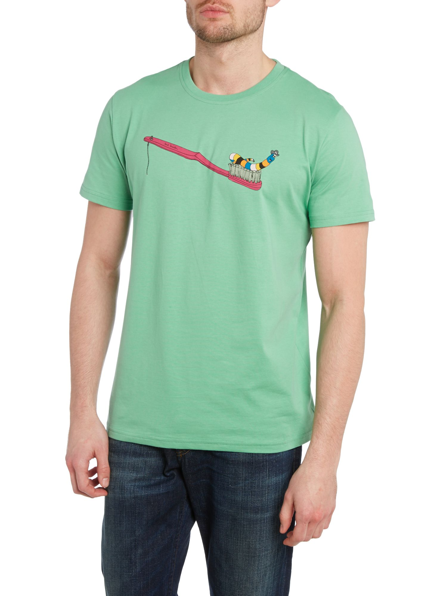 Toothbrush t shirt