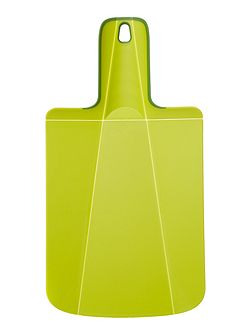 Chop2Pot Plus Folding Chopping Board Mini - Green