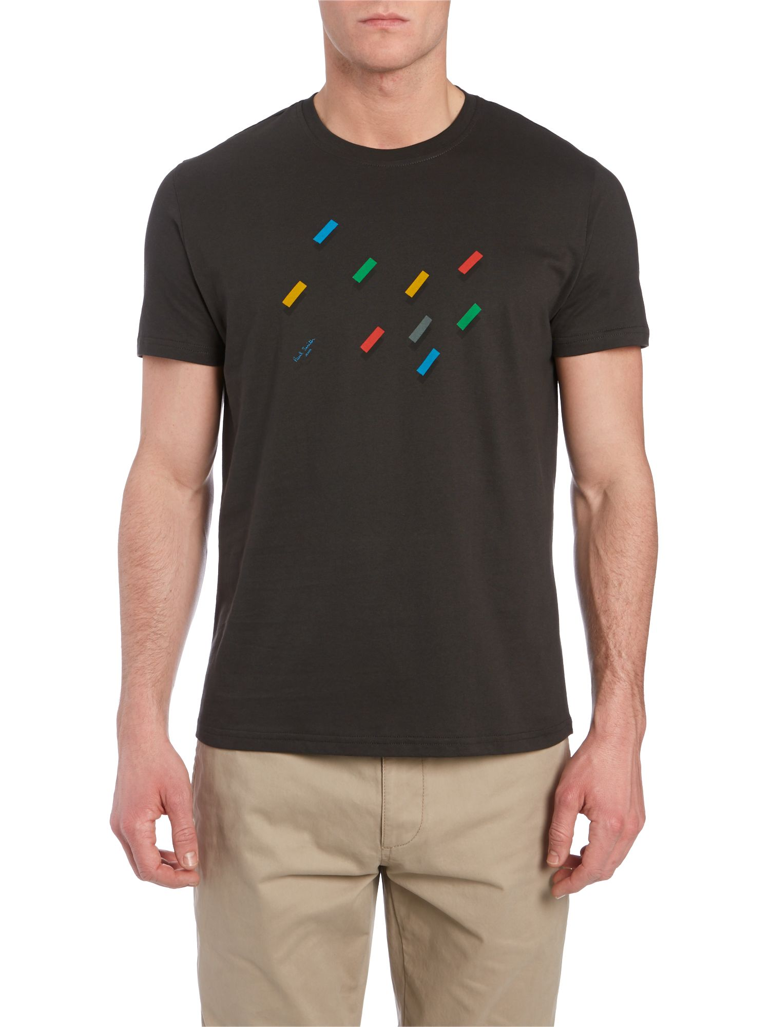 Blocks t shirt