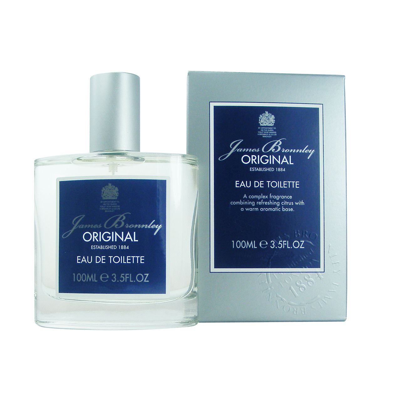 James Bronnley 100ml Eau de Toilette