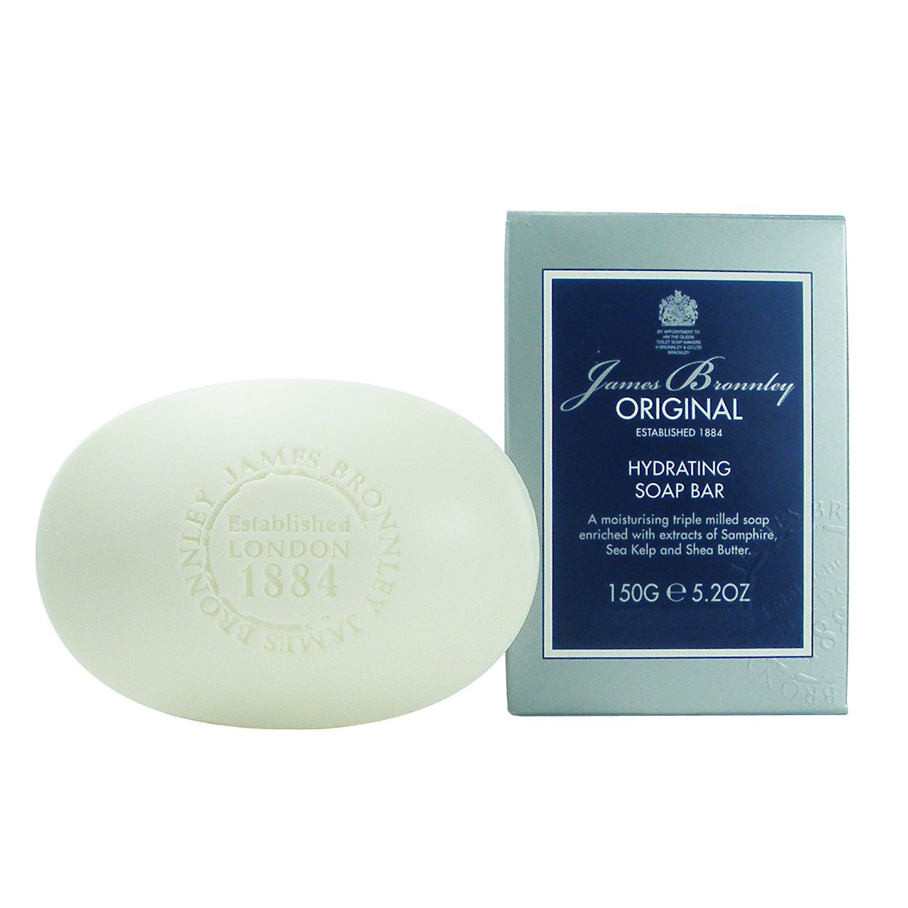 James Bronnley 150g Soap
