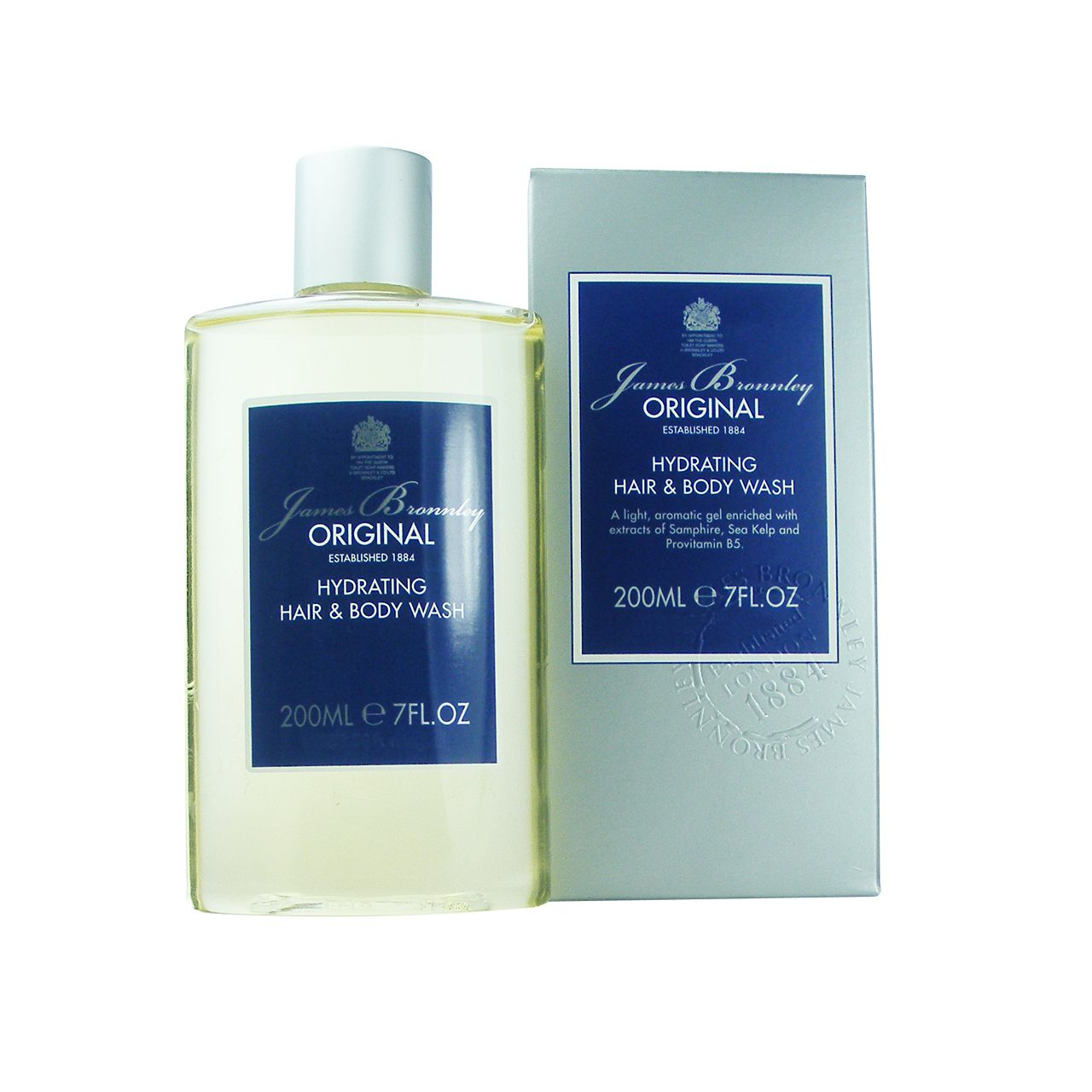 James Bronnley 200ml Body Wash