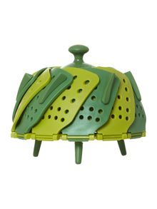Joseph Joseph Lotus steamer green / dark green