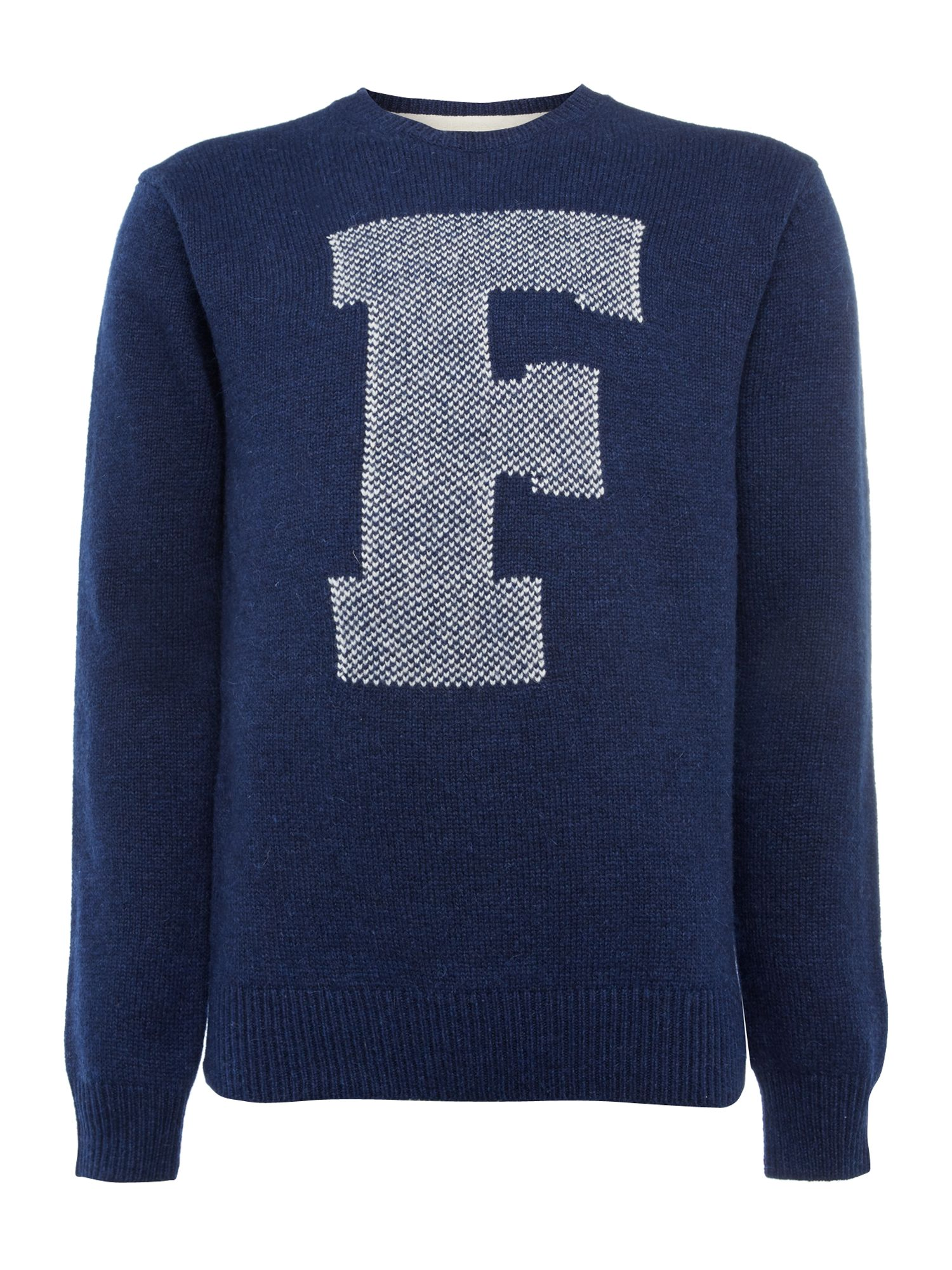 F it knit crew jumper