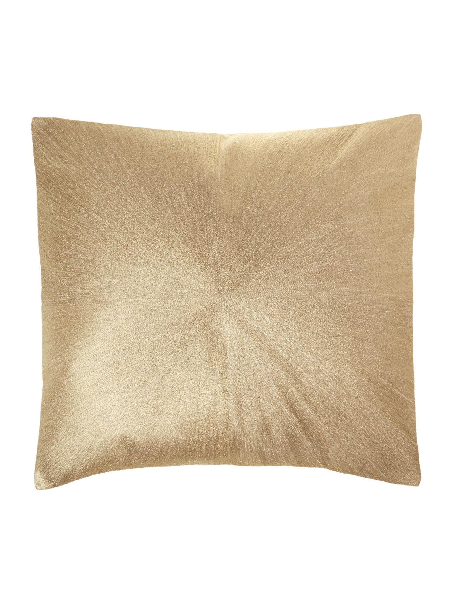 Stone starburst cushion