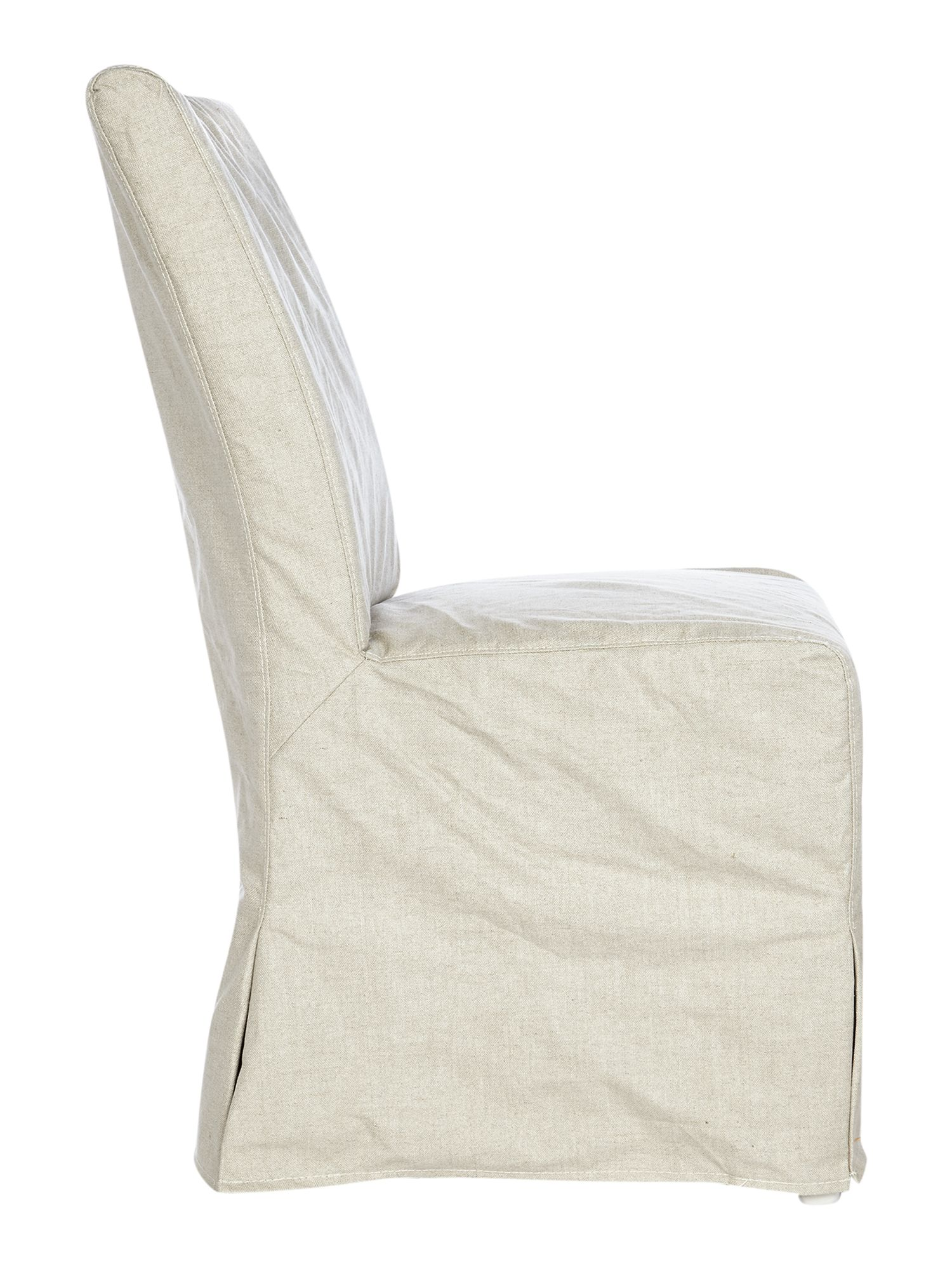 Willow slip cover chair (pair)