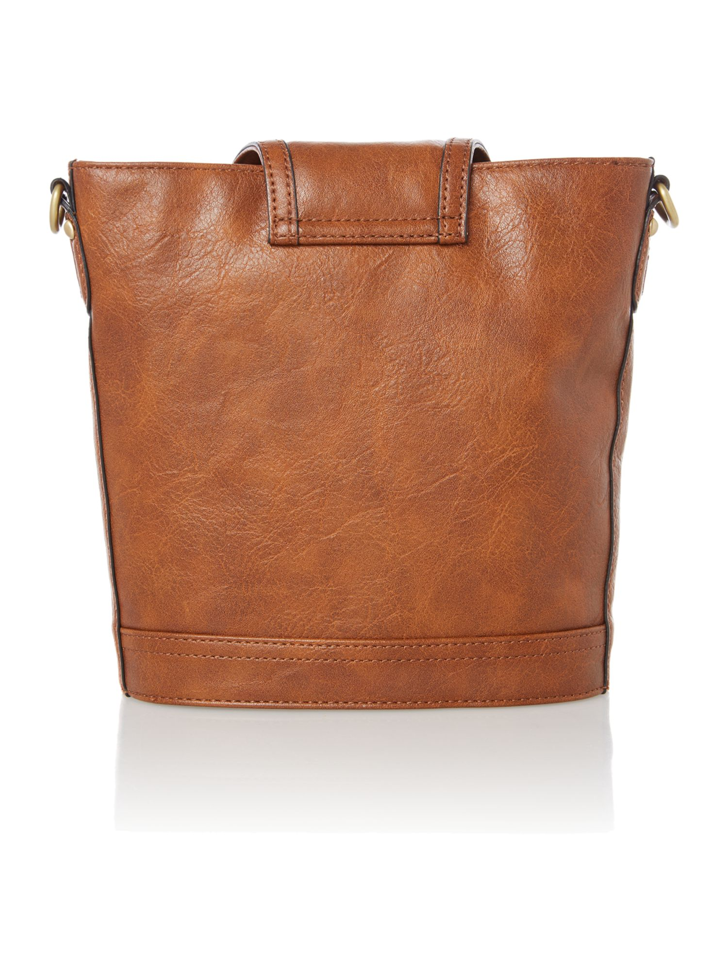 Corinne tan crossbody bag