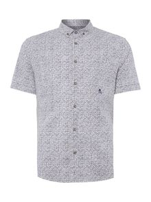 Byron printed shirt