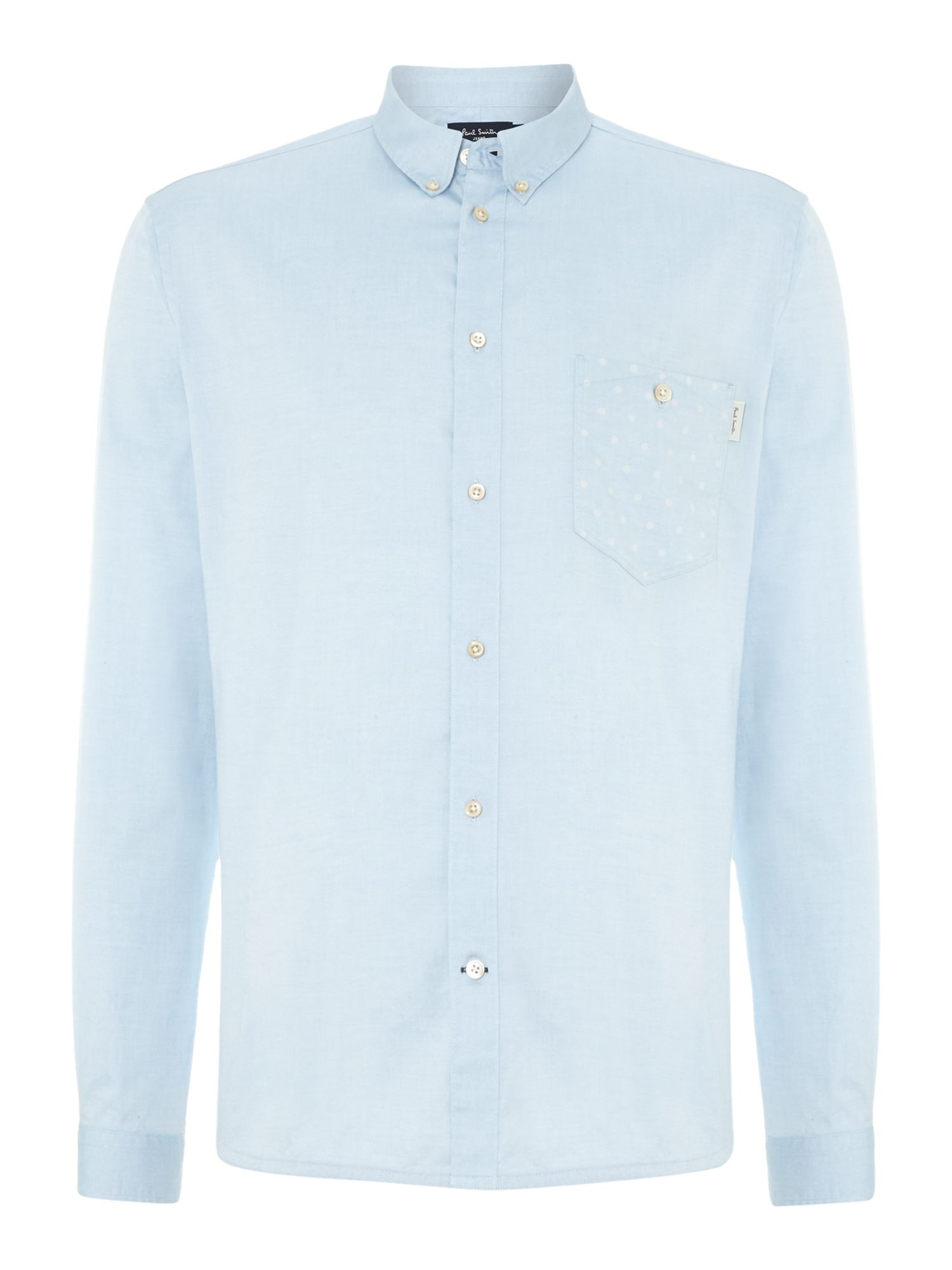 Oxford sky shirt