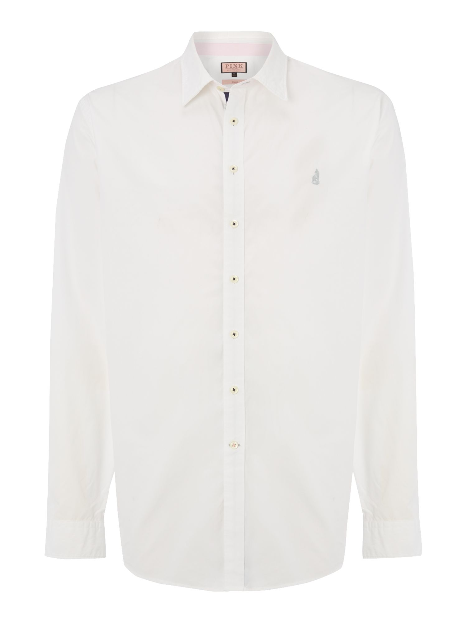 Snell plain long sleeved shirt
