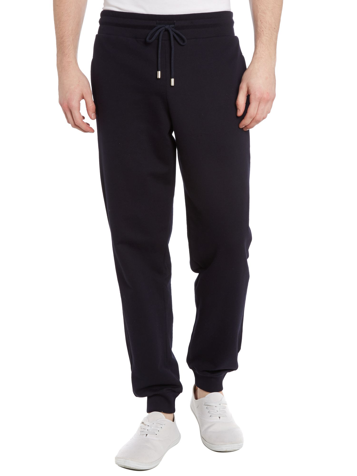Cuffed sweat pant