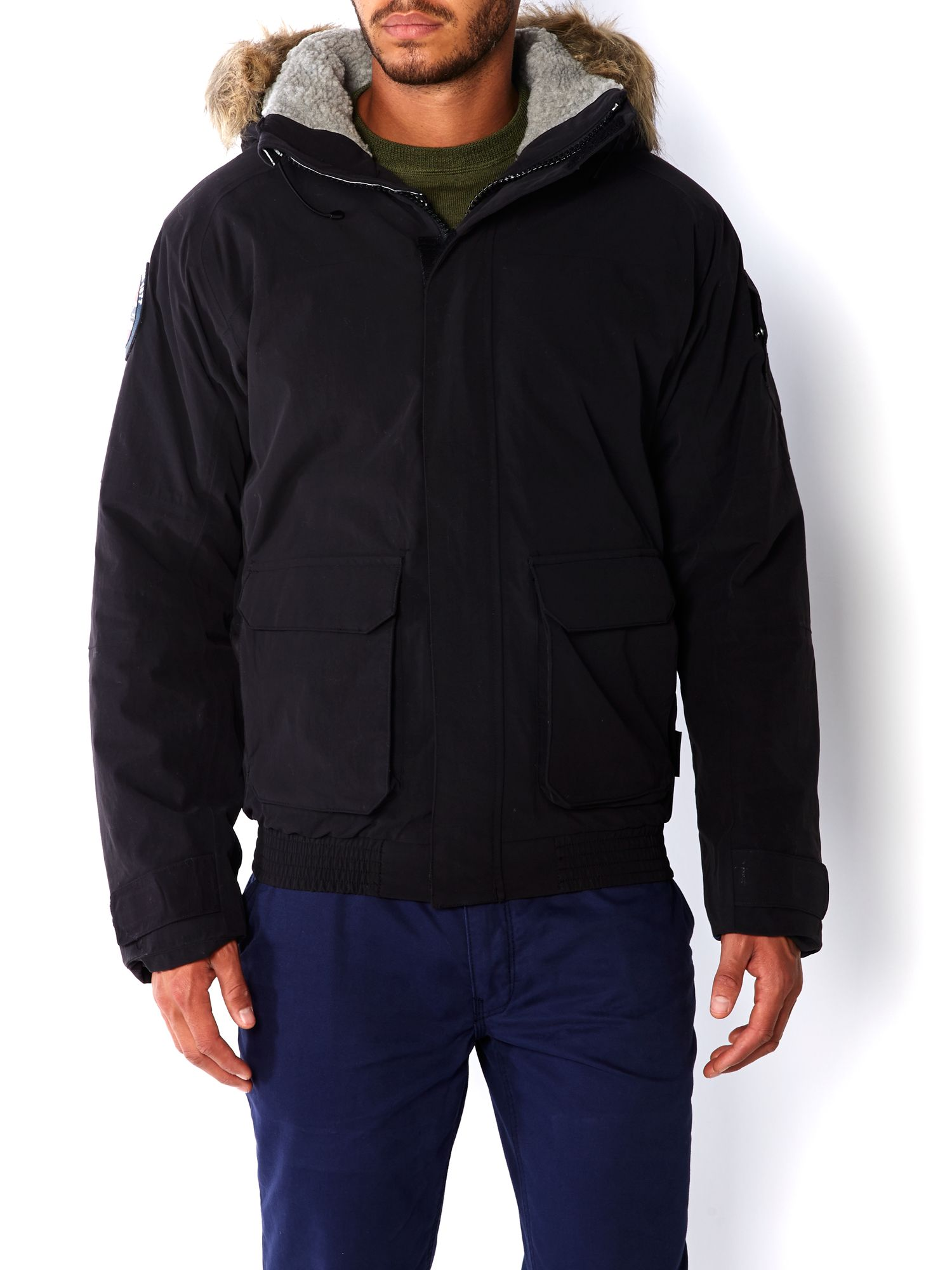 Longyear flow jacket