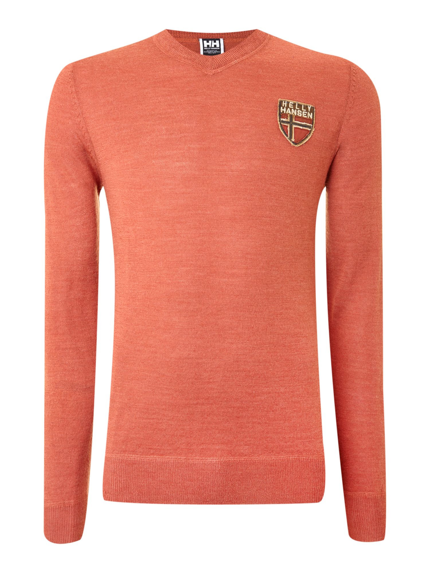 Skagerak v-neck sweater