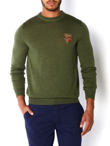 Skagerak round neck sweater