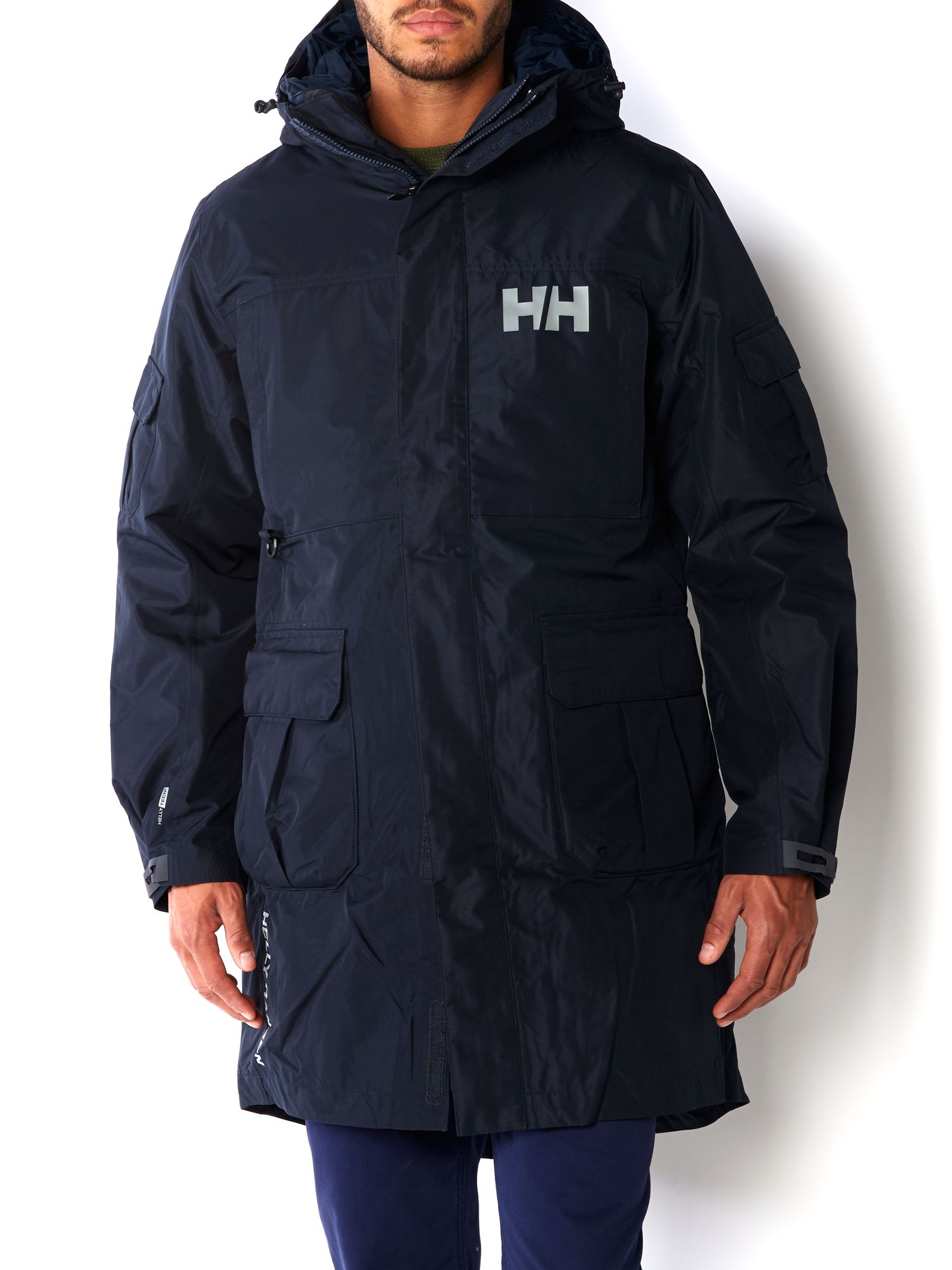 Hydropower rigging coat