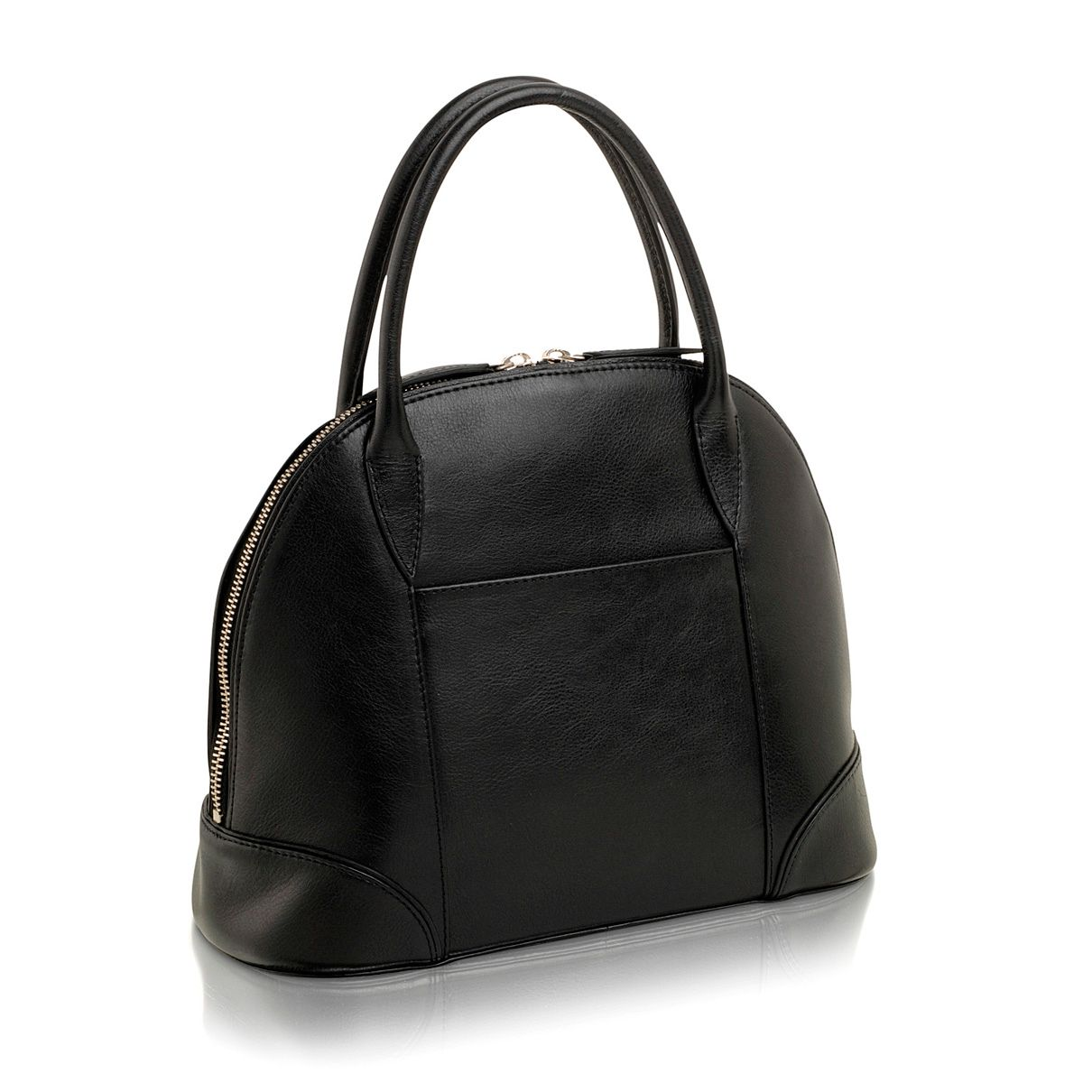 Finch black small tote bag