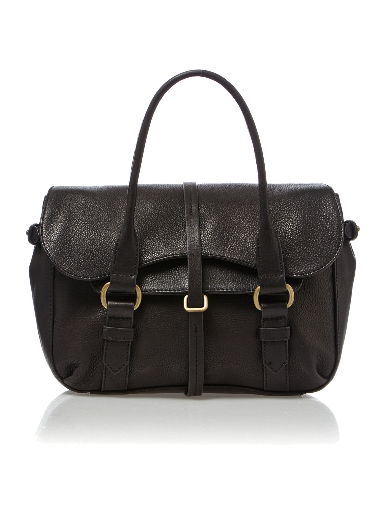 Grosvenor black medium crossbody bag