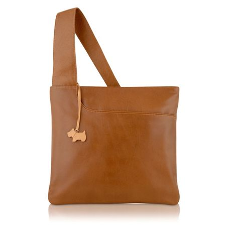 Radley Tan large pocket bag