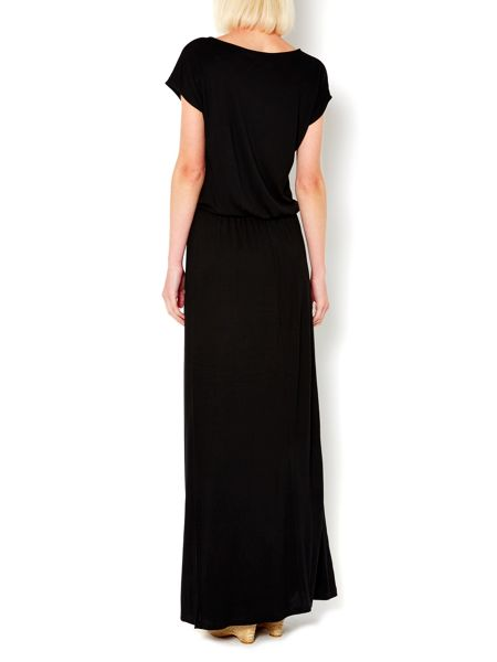 Therapy Woven pocket maxi dress
