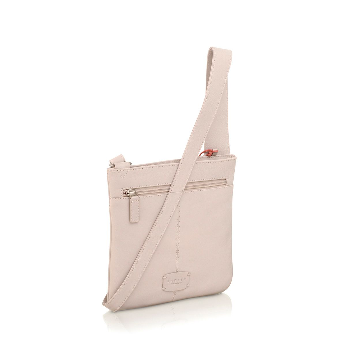 Neutral small pocket bag