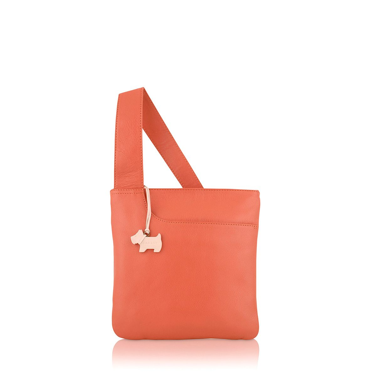Pink small pocket bag