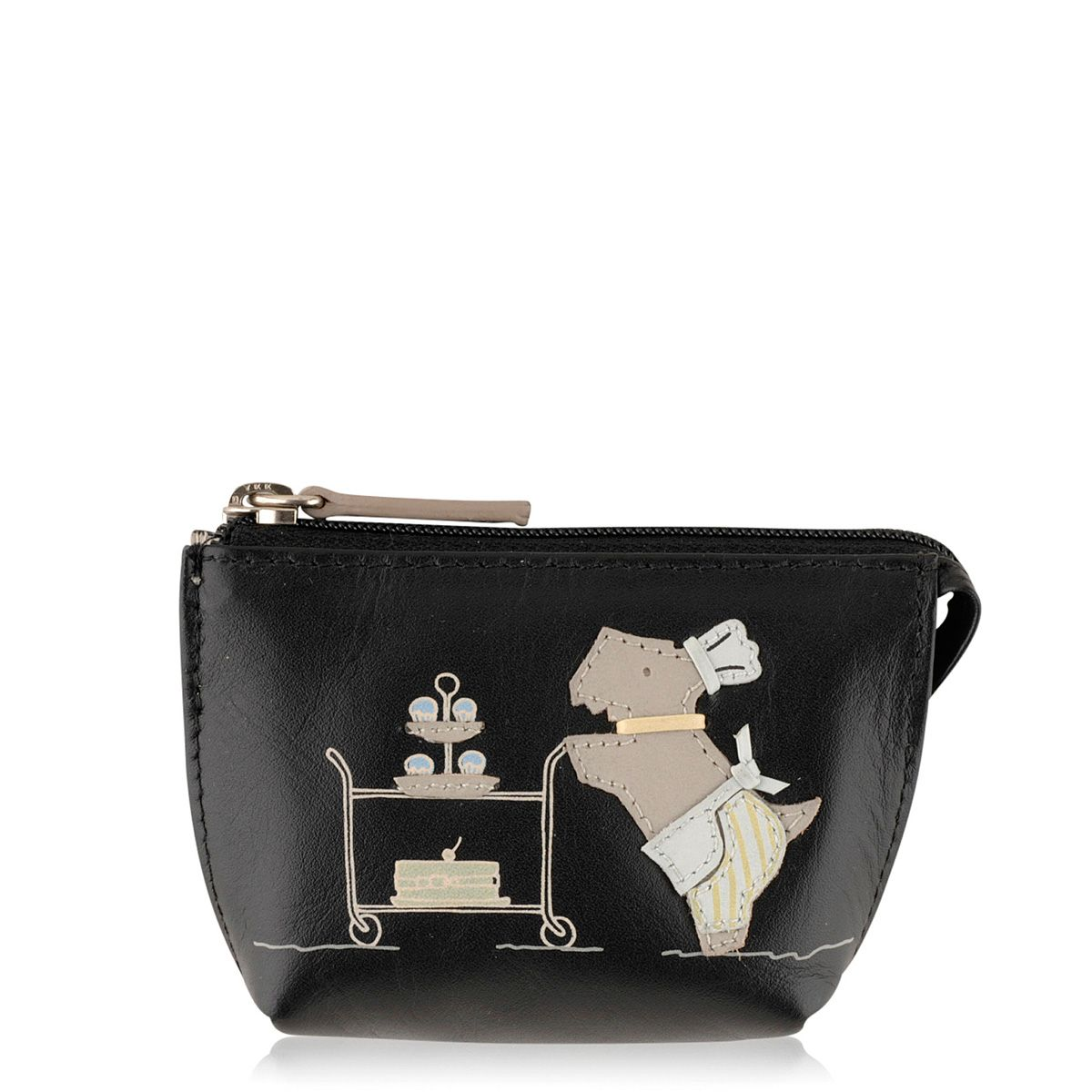 Patisserie Raderlie black coin purse