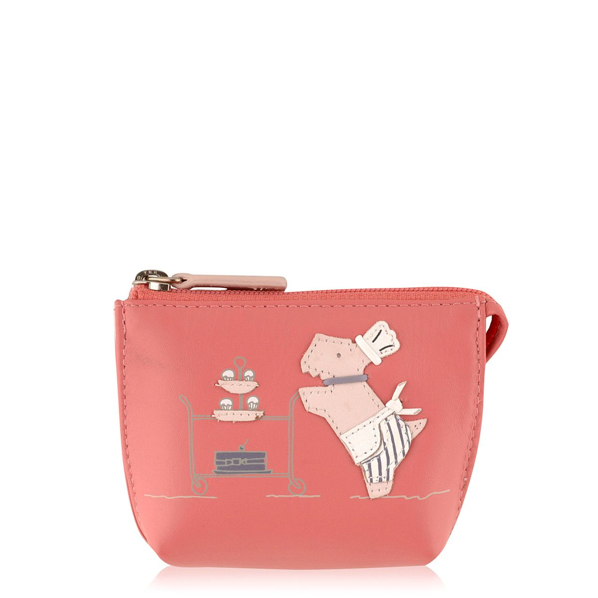 Patisserie Raderlie pink coin purse