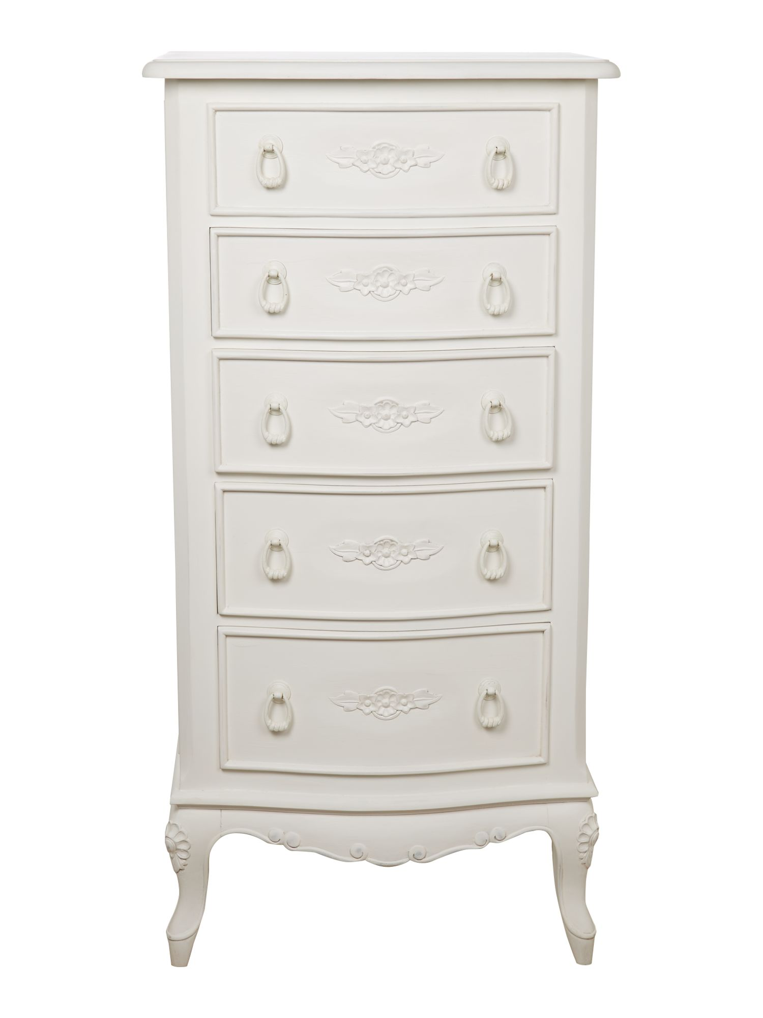 Primrose 5 drawer tall chest
