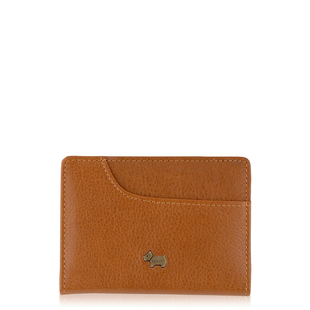 Pocket bag small brown cardholder