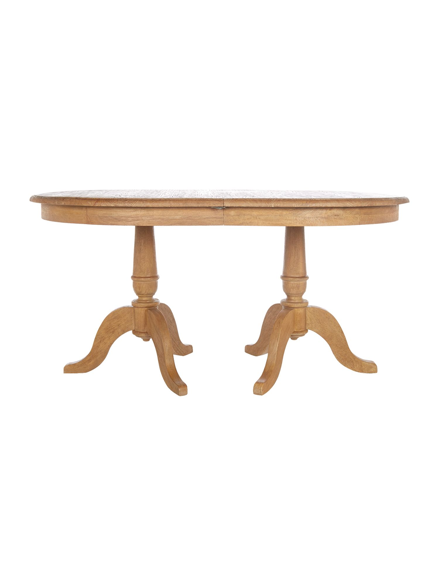 Cambridge dining table natural
