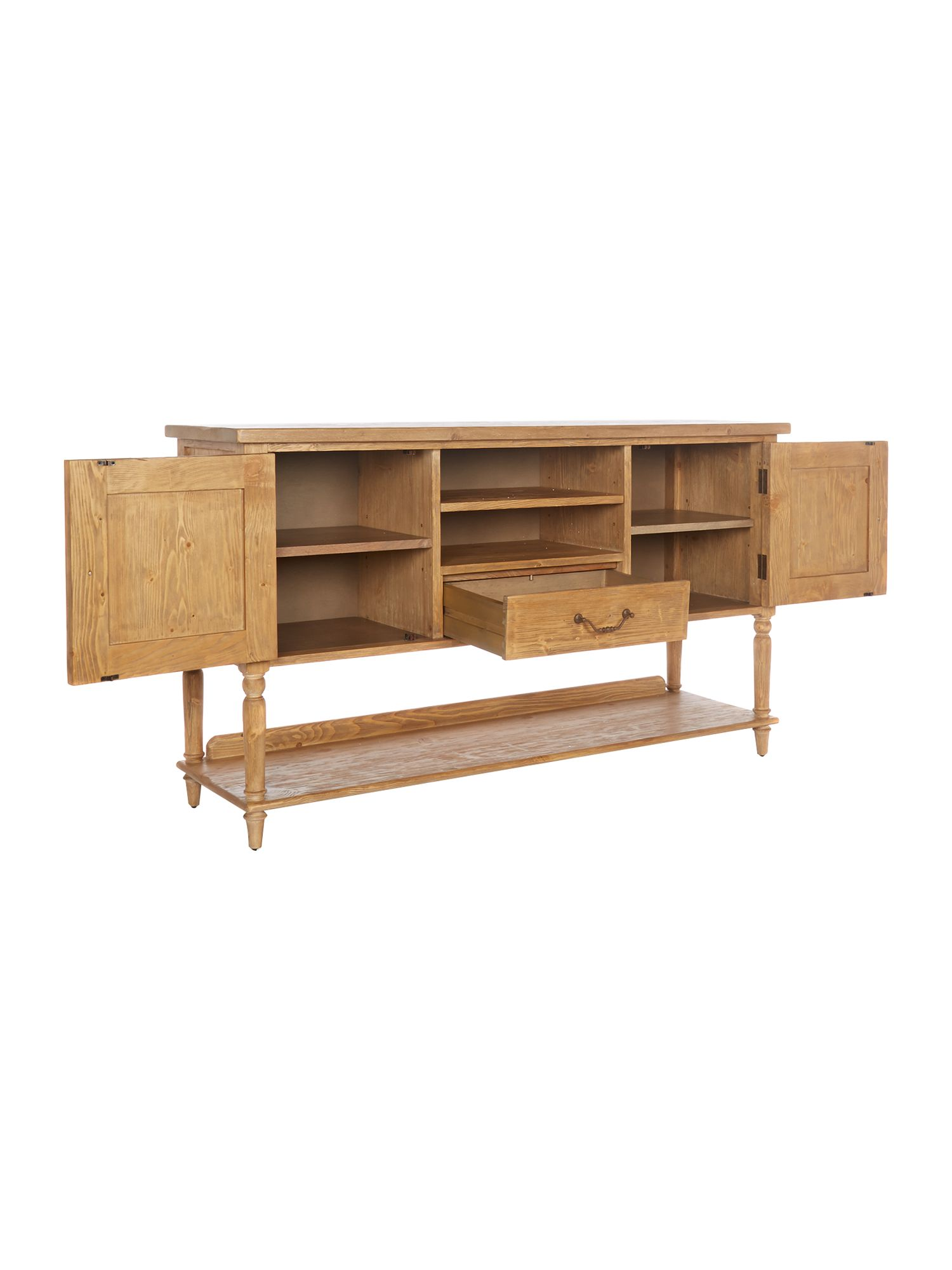 Cambridge natural sideboard