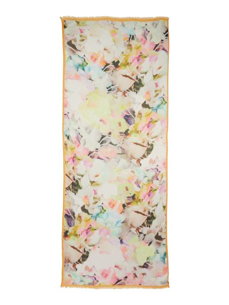 Ted Baker Electric daydream long scarf