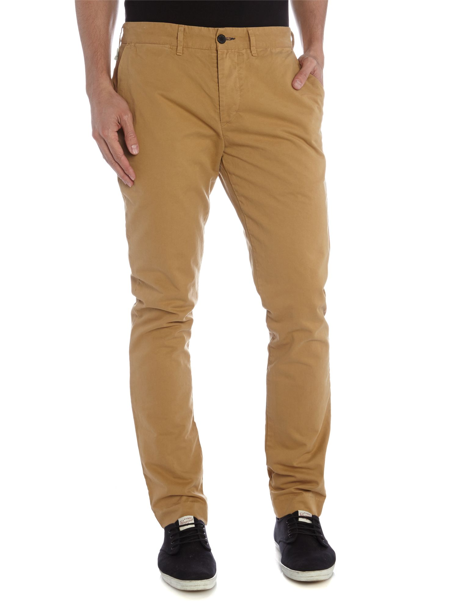 Five pocket chino
