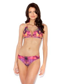 Ornate orchid goddess bikini brief