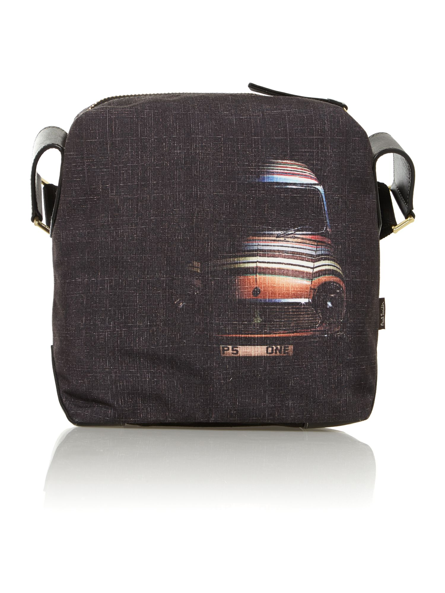 Car graphic pouch bag