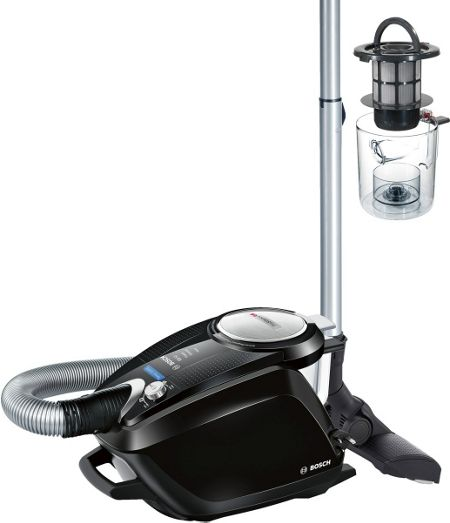 Bosch Power Silence Bagless Vacuum Cleaner BGS5SILGB