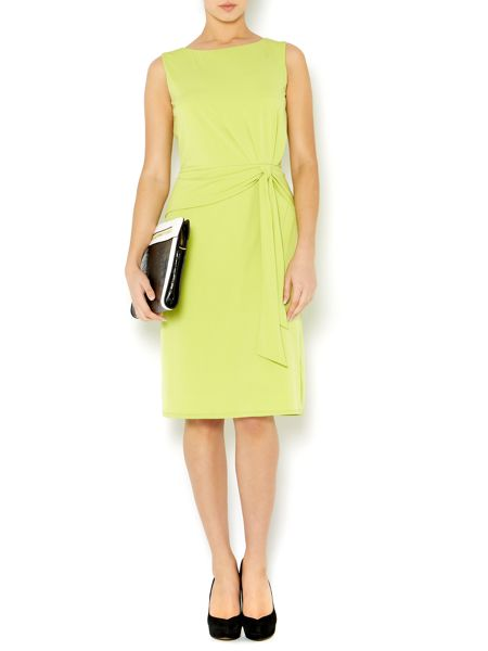Linea Venessa side tie dress
