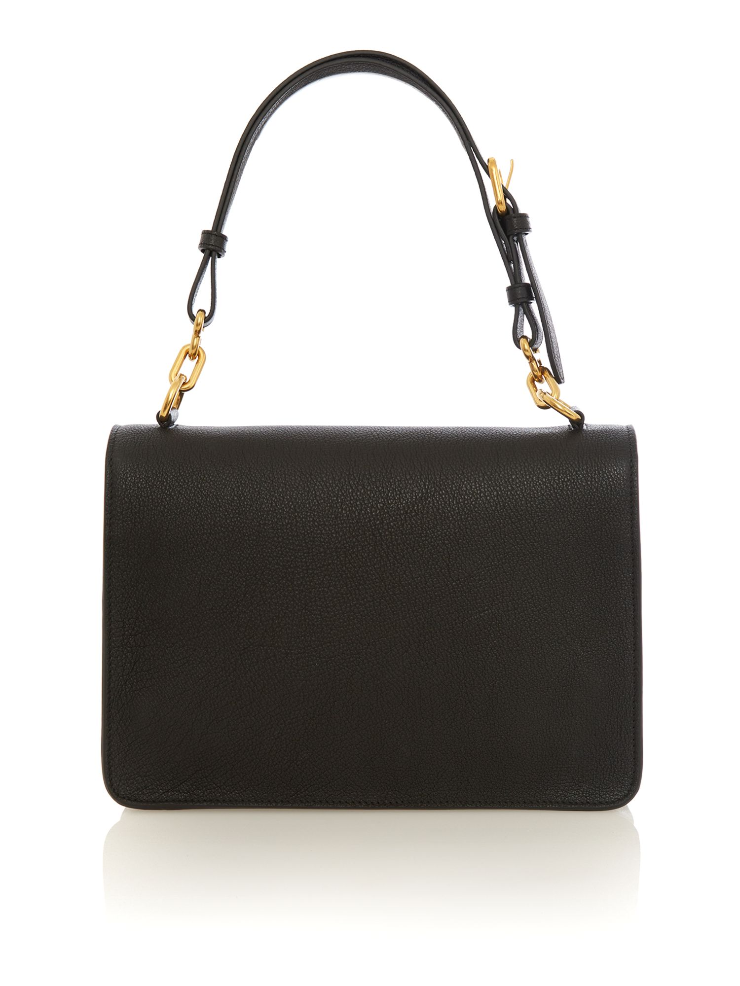 Grenelle black shoulder bag