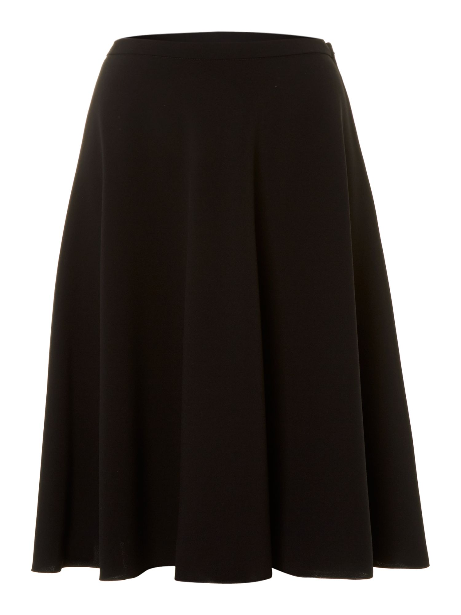 Faida pleated a line skirt
