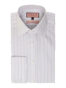Cobbe stripe shirt