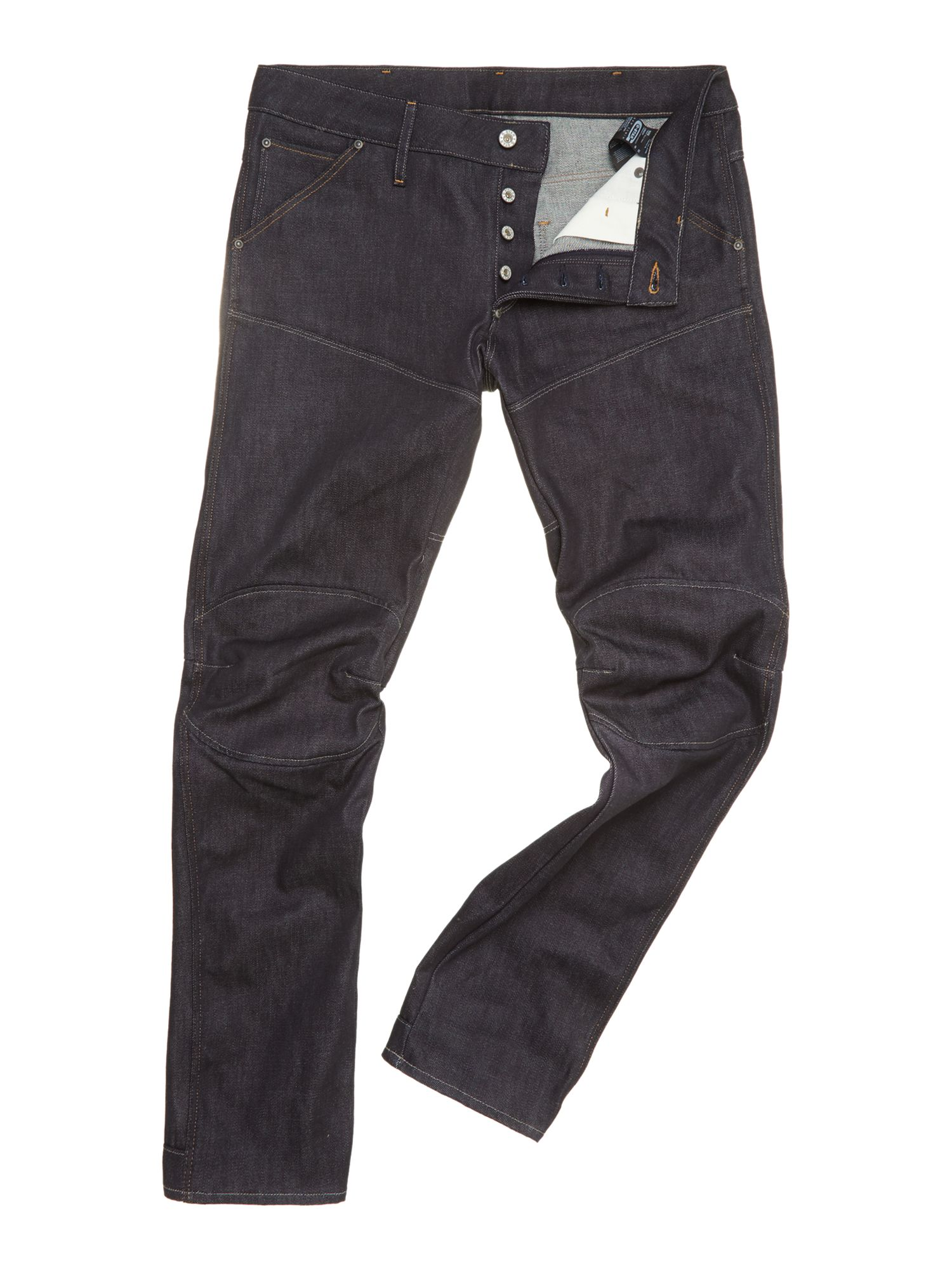 5620 low tapered leg jeans