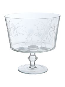 Floral Burst serving dish