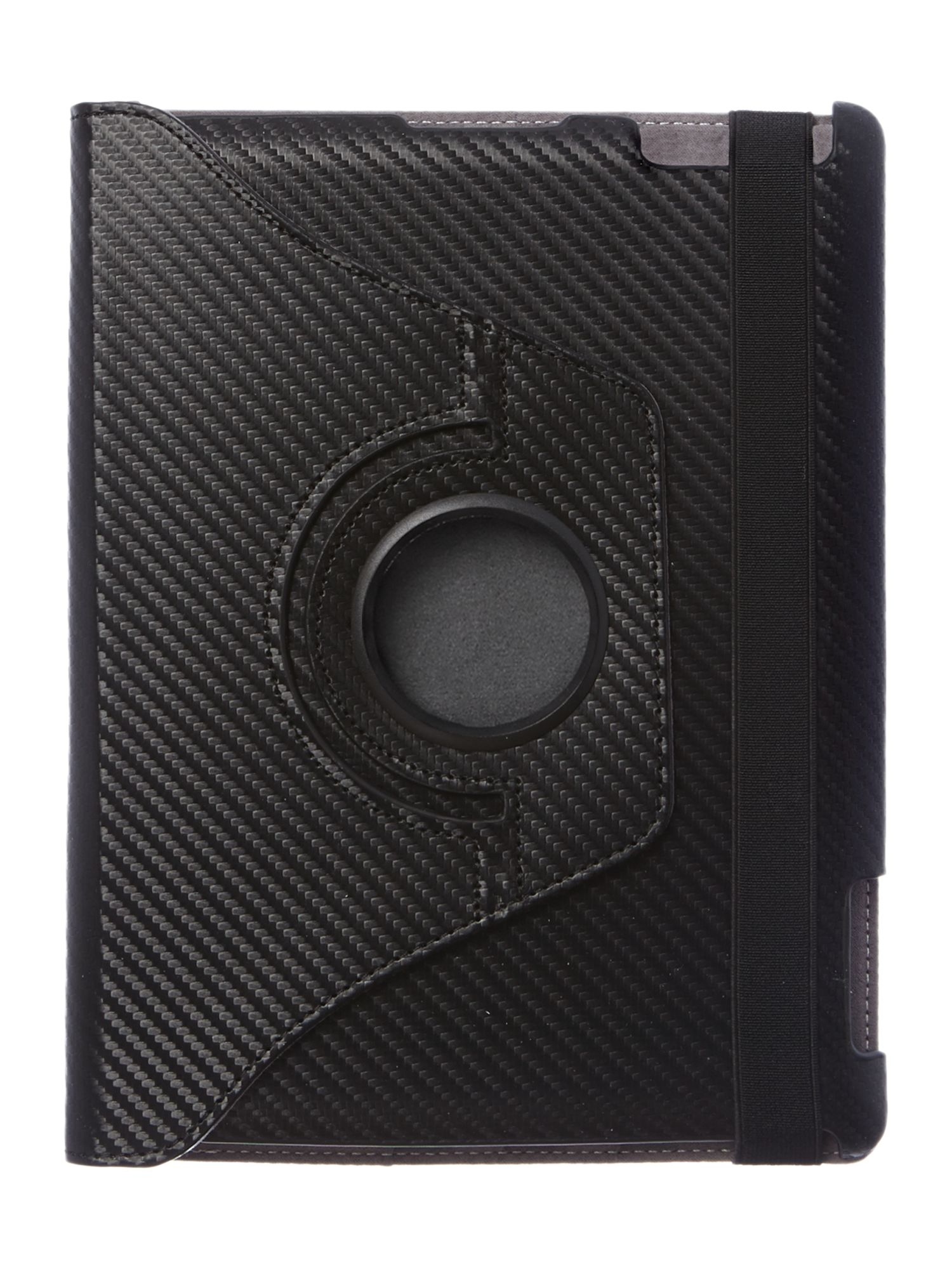 Black 360 Ipad case