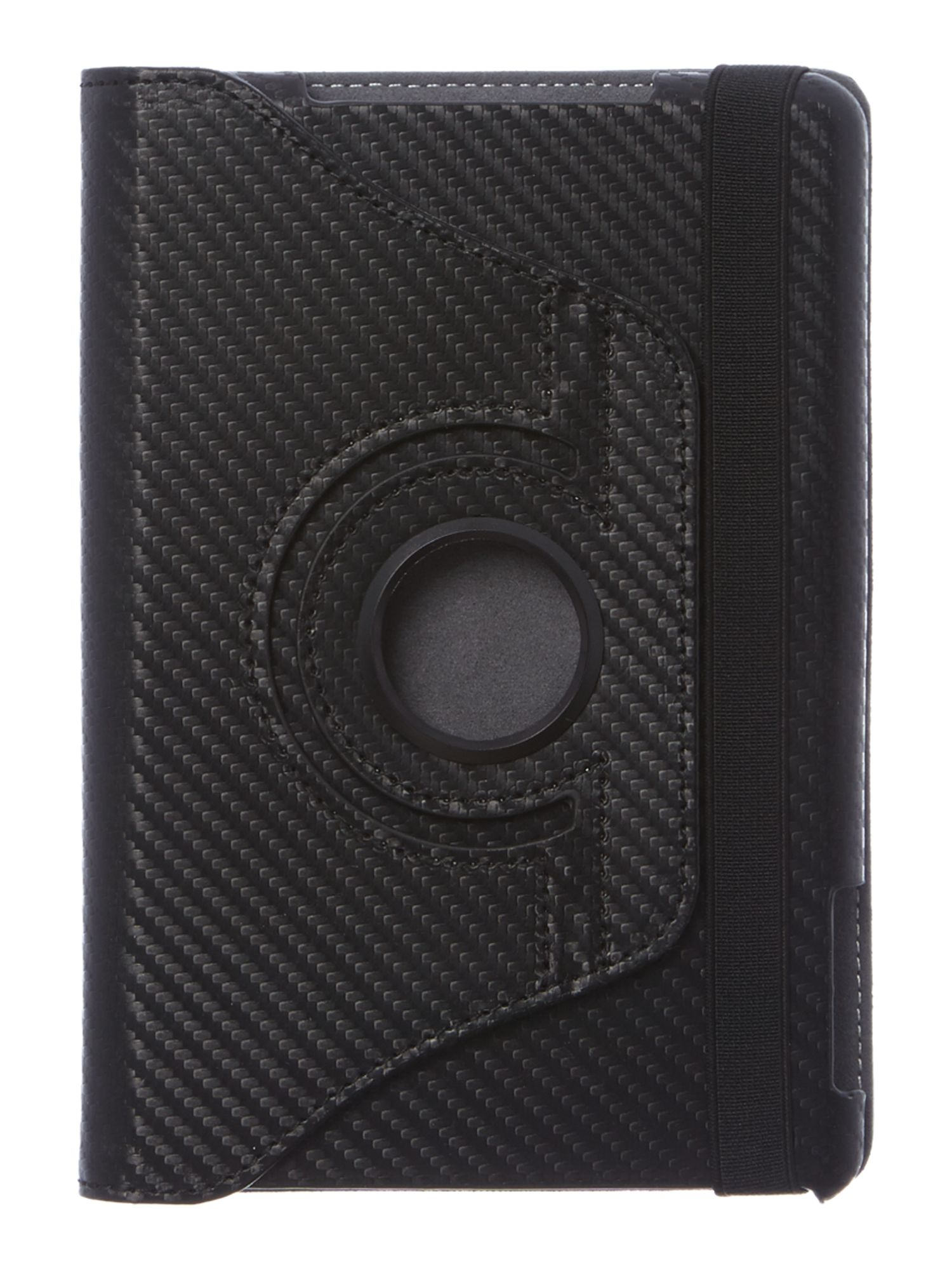 Black 360 mini Ipad case