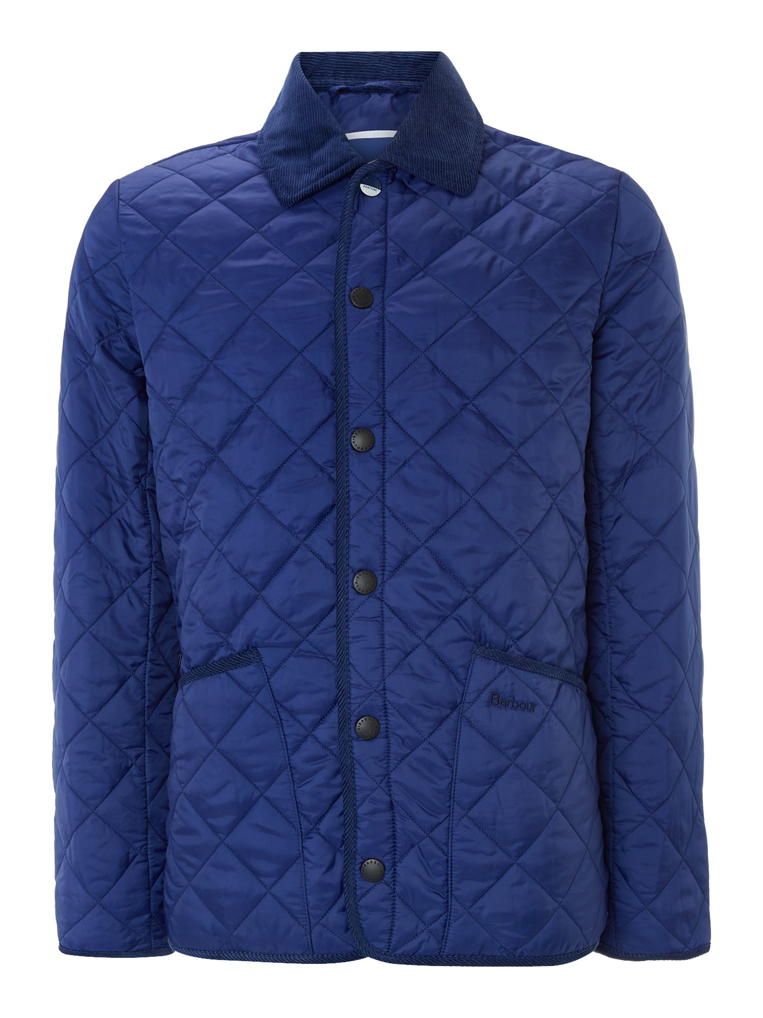 Pantone tony heritage quilted padded jacket