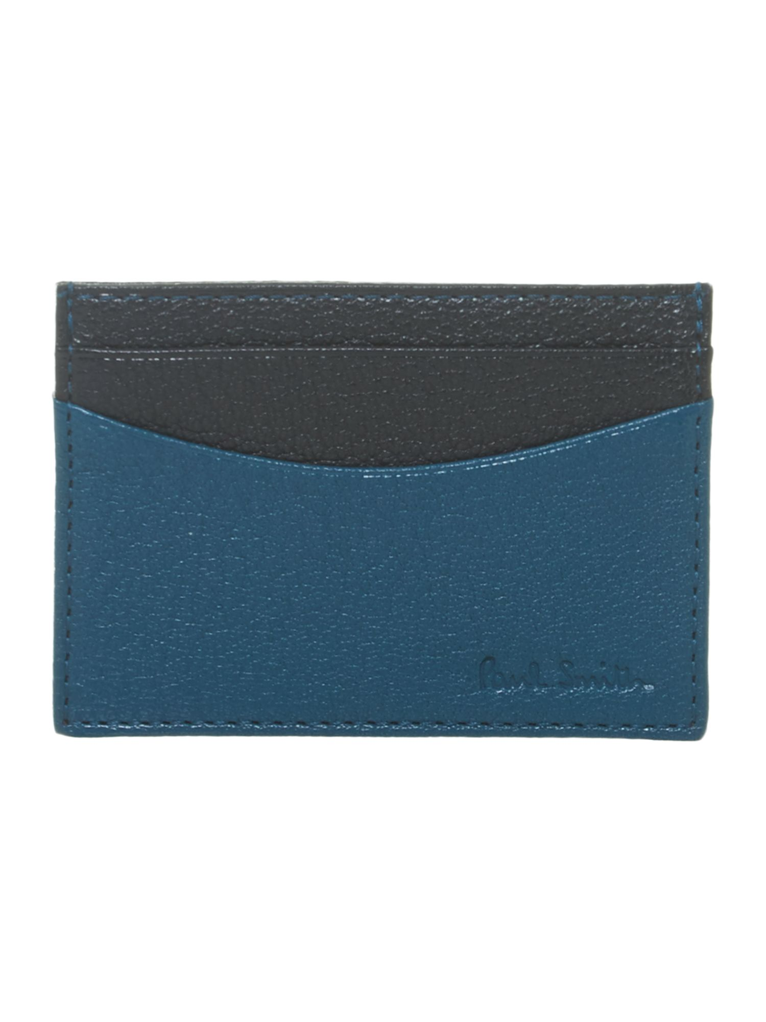 Contrast card case
